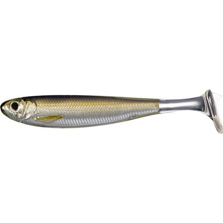LEURRE SOUPLE LIVE TARGET SLOW ROLL SHINER SWIMBAIT - 12.5CM - PAR 3
