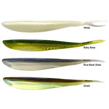 LEURRE SOUPLE NORTHLAND IMPULSE JERK MINNOW - 12.5CM - PAR 6