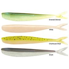 LEURRE SOUPLE NORTHLAND IMPULSE SMELT MINNOW 7.5CM - PAR 10