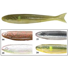Lures Owner WOUNDED MINNOW SMOKEY SHAD