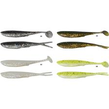 Lures Savage Gear 3D FRY 5CM DIRTY SILVER