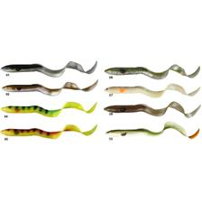 Lures Savage Gear REAL EEL LOOSE BODY 15CM   POCHETTE 3+1 REAL EEL LOOSE BODY 15CM POCHETTE 3+1 04 FIRETIGER