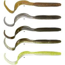 Lures Savage Gear RIB WORM 11CM CHARTREUSE PEARL