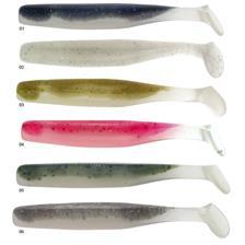 Lures Ultimate Fishing CARNASHAD 7.5CM PLATINA GLOW