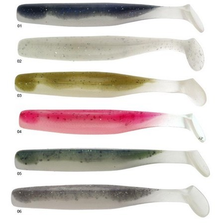 LEURRE SOUPLE ULTIMATE FISHING CARNASHAD - 7.5CM - PAR 6