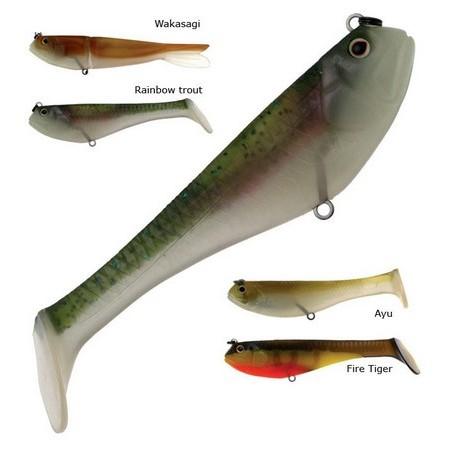 LEURRE SOUPLE ULTIMATE FISHING ESSOX APPEAL