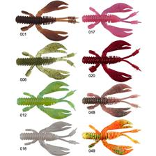 "Lures Vagabond AIR BAIT HAWG 3.8"" COULEUR 048"