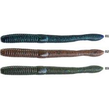 MAG FINESSE WORM 15CM WATERMELON CANDY RED
