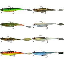 Lures Volkien TALION EVO BLADE 130 13CM WHITE PEPPER BELLY