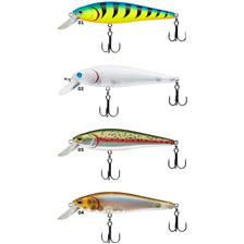 Lures Dynamic Lures TRAVADO 10CM GHOST WHITE