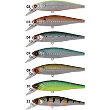 Lures Hart ELEMENT JERK 8CM ANCHOVY