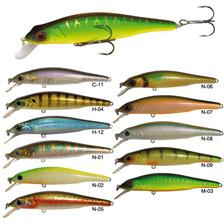 Lures Major Craft ZONER JERKBAIT 9CM GHOST WAKASAGI