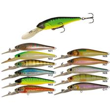 Lures Major Craft ZONER MINNOW 7CM PERCHE