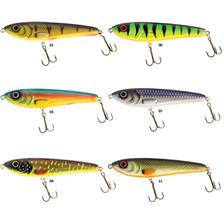 Lures Wolfcreek Lures SKINNY WOLF 18CM PARROT