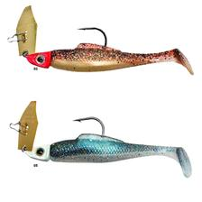 CHATTERBAIT REDFISH 4'' 03 ROOTBEER/GOLD - ROOTBEER GOLD