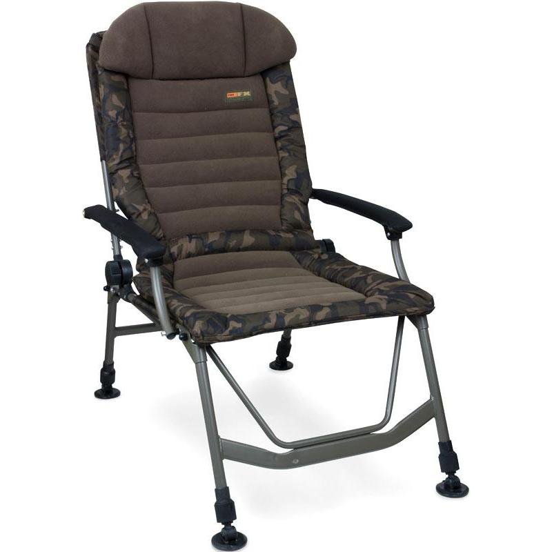 Level Chair Fox Fx Camo Super Deluxe Recliner Chair