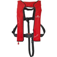 LIFEJACKET PLASTIMO WITHOUT HARNESS QUICKFIT - RED