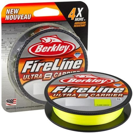 LINE BERKLEY FIRELINE ULTRA 8 FLUO GREEN
