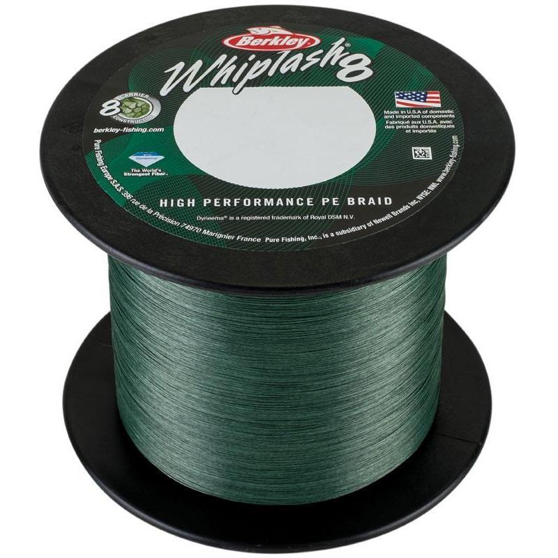 LINE BERKLEY WHIPLASH GREEN - 35/100