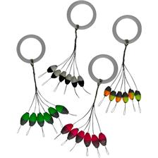 Line Guide Pezon & Michel - Pack Of 6