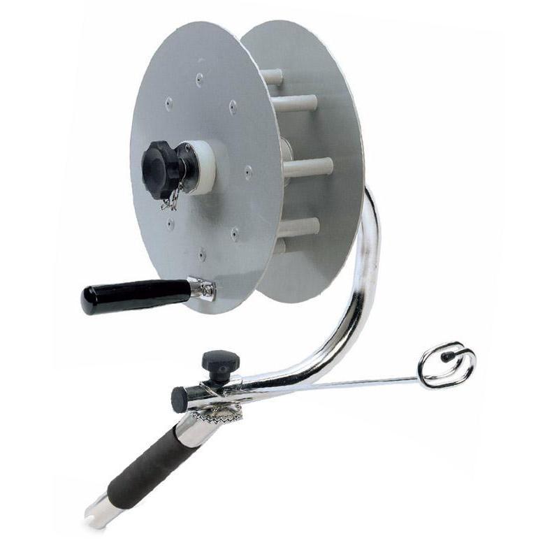 Line winding machine seanox for Fishing line winder machine