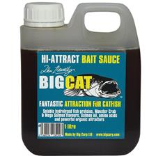 LIQUID ADDITIVE BIG CAT BAIT SAUCE
