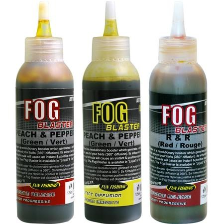 LIQUID ADDITIVE FUN FISHING FOG BLASTER