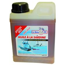 LIQUID ADDITIVE LA SIRÈNE X21 SARDINE OIL - 1L
