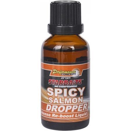 LIQUID ADDITIVE STARBAITS PERFORMANCE CONCEPT DROPPER SPICY SALMON