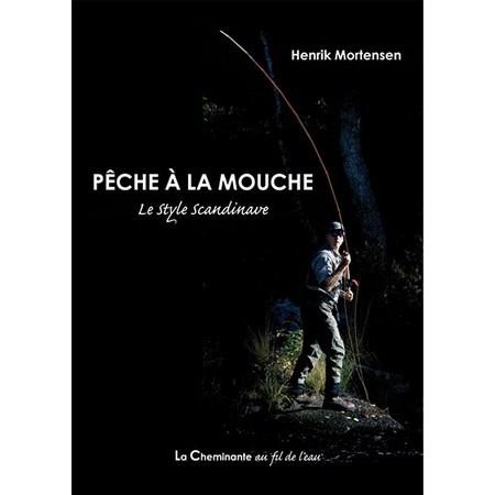 LIVRE - PECHE À LA MOUCHE : LE STYLE SCANDINAVE