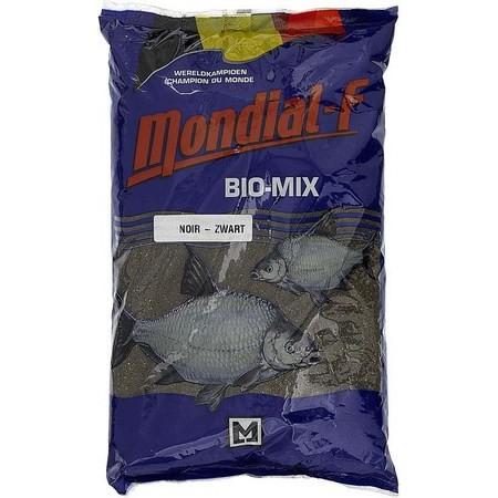 LOCKFUTTER MONDIAL-F BIO MIX NOIR 2KG