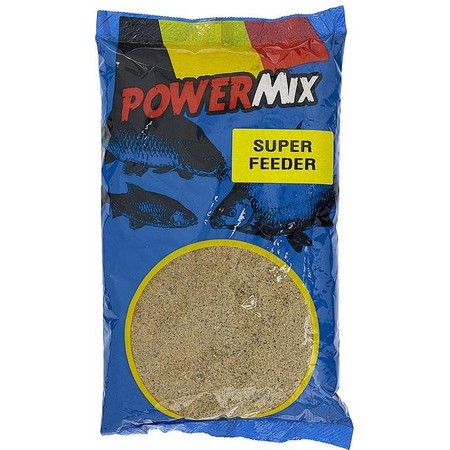 LOCKFUTTER MONDIAL-F POWER MIX SUPER FEEDER 1KG