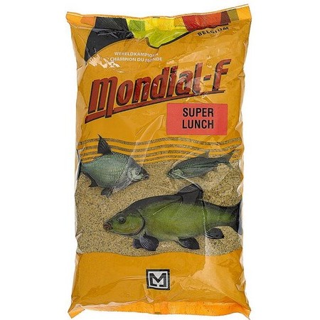 LOCKFUTTER MONDIAL-F SUPER LUNCH 2KG