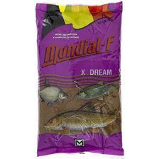 LOCKFUTTER MONDIAL-F X DREAM 1KG