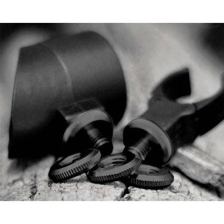 LOCKING RING CYGNET TORQUE RINGS - PACK OF 3