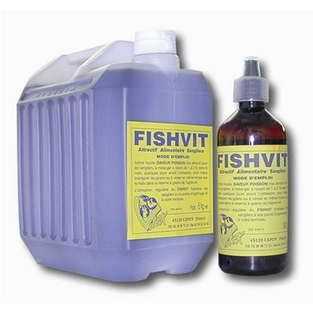 LOCKMITTEL WILDSCHWEIN VITEX FISHVIT