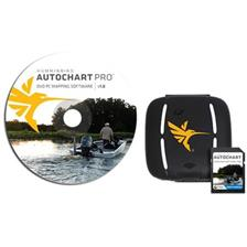 LOGICIEL HUMMINBIRD DE CREATION DE CARTE AUTOCHART - PRO