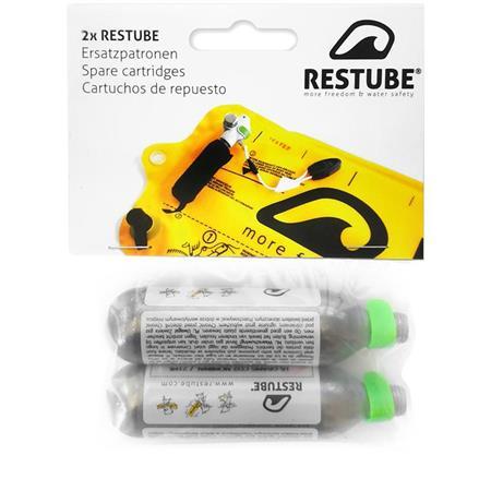 LOTE DE 2 CARTUCHOS DE RECAMBIO RESTUBE