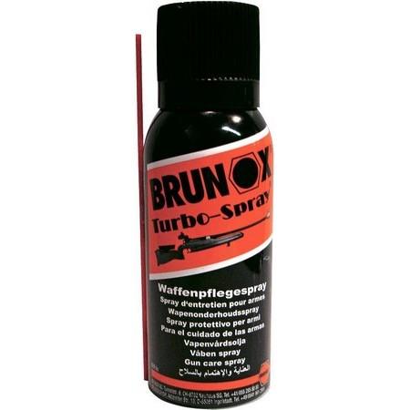 LUBRIFIANT BRUNOX TURBO-SPRAY