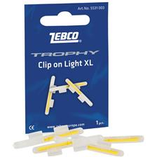 LUMINOUS STICK ZEBCO TROPHY CLIP ON LIGHT