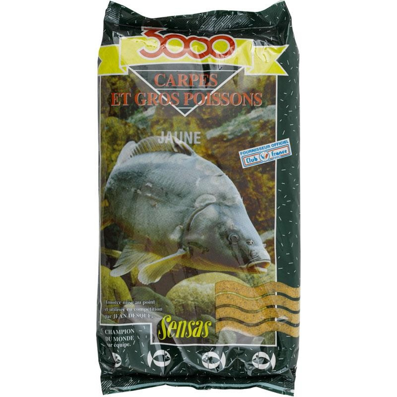 Baits & Additives Sensas 3000 CARPE 00221