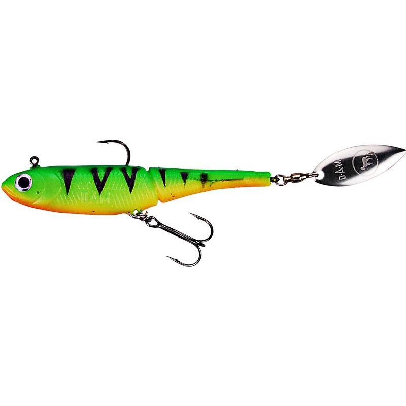 KICK S MINNOW 10CM FIRE SHARK