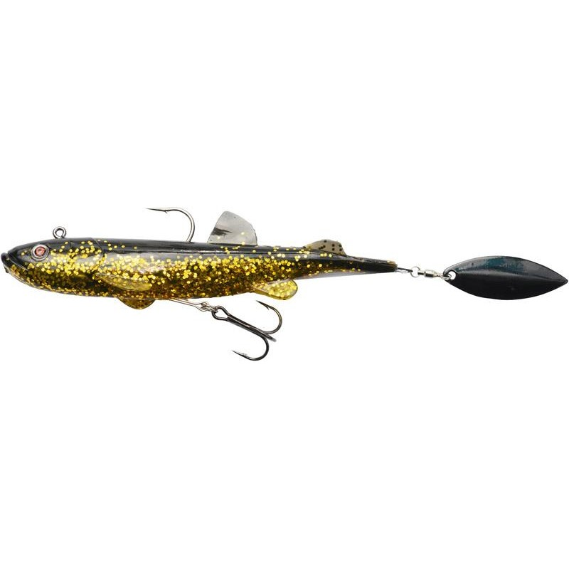 Lures Quantum Specialist RUBBER DUCK SHAD 60G ROACH