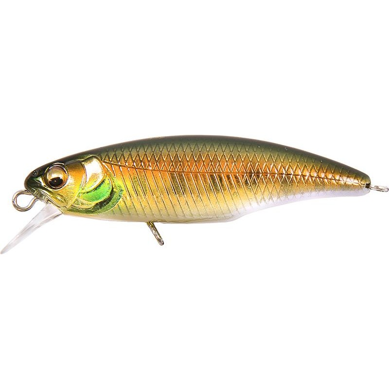 Lures Megabass GREAT HUNTING WORLDSPEC S 5CM DESTOCKAGE WAGIN AMAGO