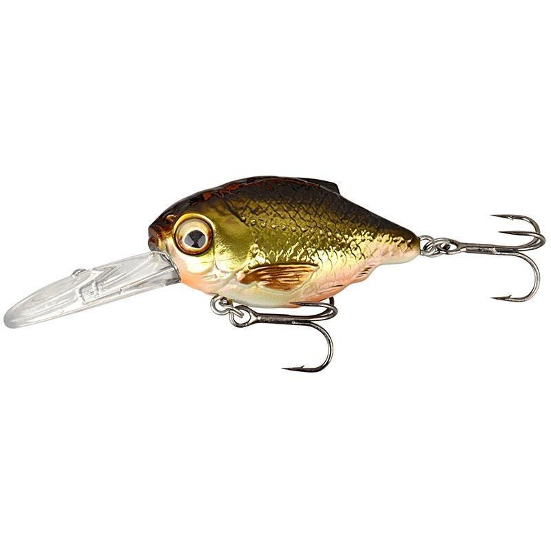 Lures Savage Gear 3D CRUCIAN CRANK 3.5CM 02 SR - NATURAL