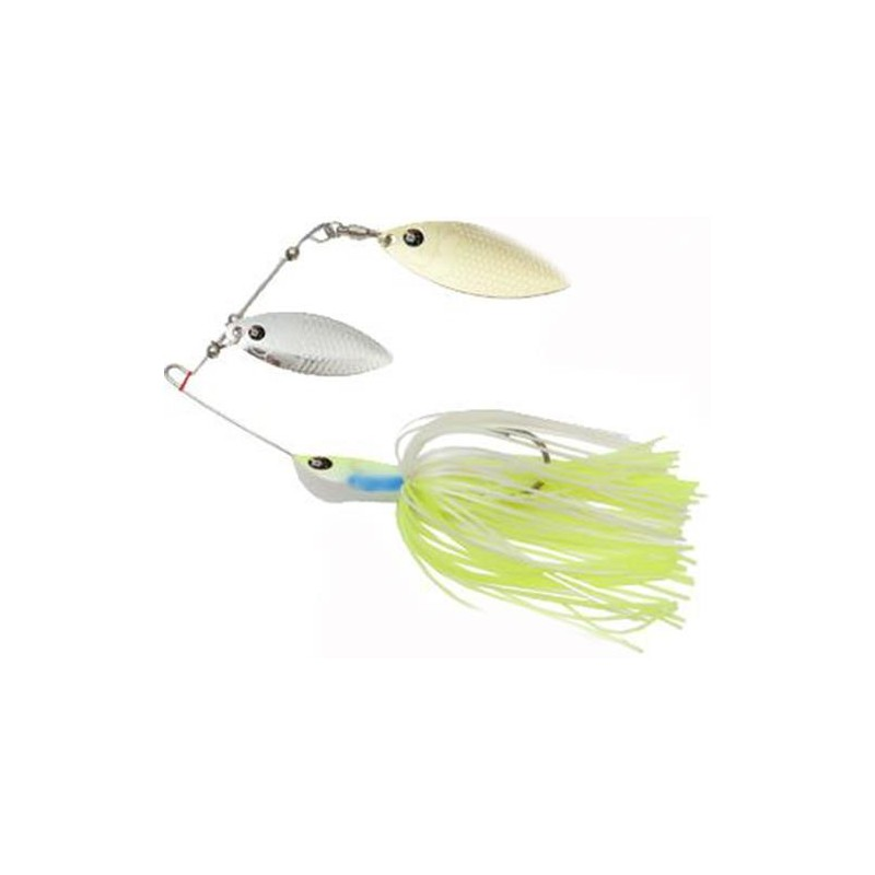 Lures Volkien HURRICANE SB 10.5G WHITE CHARTREUSE