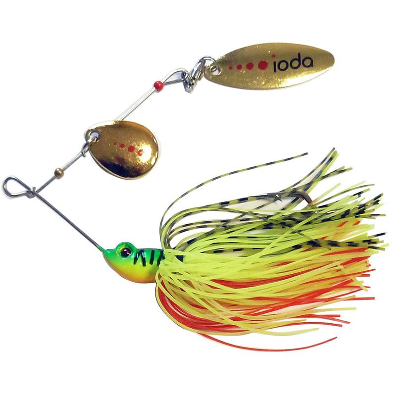 Lures Ioda SPINNERBAIT 21G 024