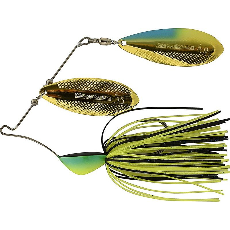 Lures Megabass V FLAT POWER BOMB 8G HOT TIGER