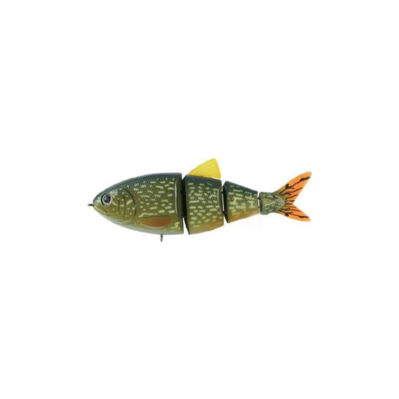 Lures Spro BBZ1 SWIMBAIT 10CM 28G PIKE