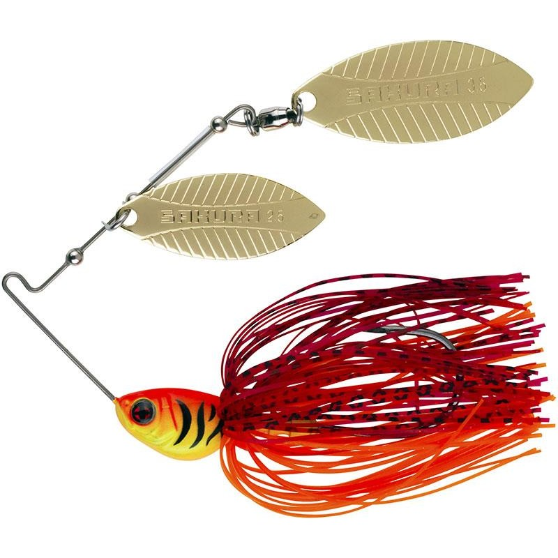 Lures Sakura MONARC 7G RED TIGER